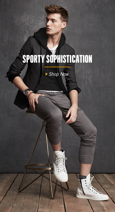 Sporty Sophistication