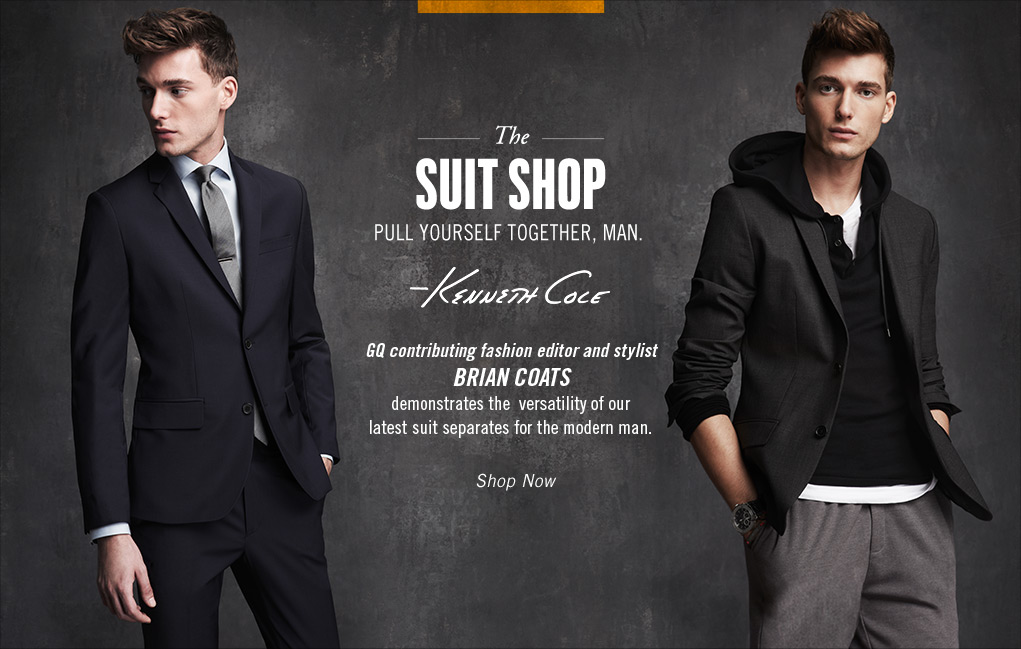 Shop The Suit Shop